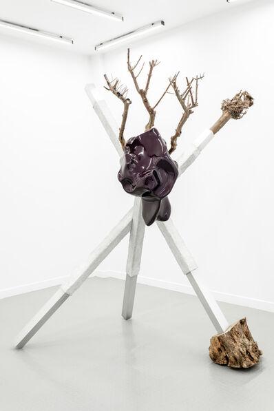 Siobhan Hapaska, 'Olive', 2014