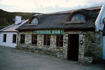 "Nan Goldin, '""THE SINGING PUB""', 2002"
