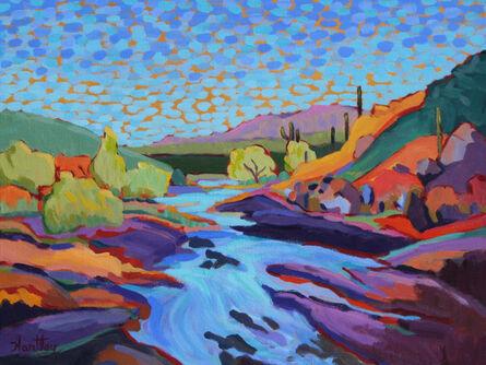 """Claudia Hartley, '""""New River""""'"""