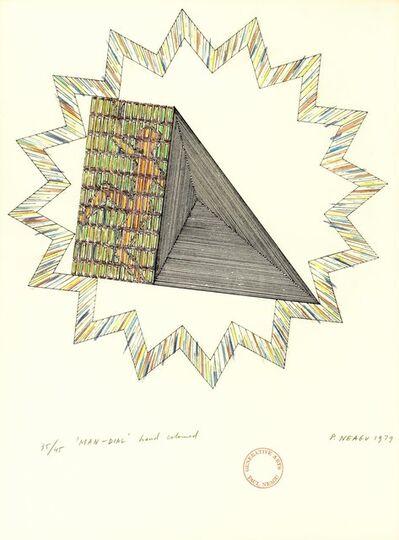 Paul Neagu, 'Man-Dial', 1979
