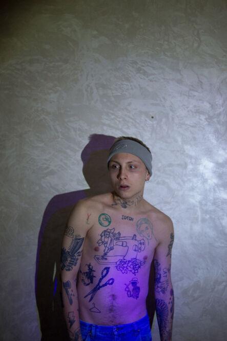 Tobias Zielony, 'Andrej', 2016-2017