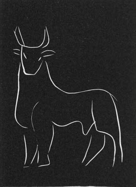 Henri Matisse, '...semblable a un chef de guerre de seize ans...', 1944