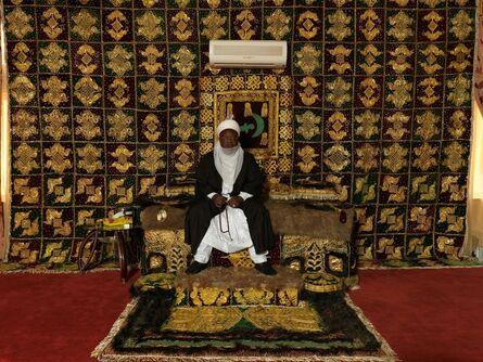 George Osodi, 'HRM Alhaji Abdulmumini Kabir Usman,  The Emir of Katsina ', 2012