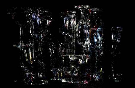 Corin Sworn, 'The Slow Liquidity of Glass', 2013
