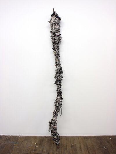 Jacin Giordano, 'Harpoon for hunting rainbows (black and white)', 2013
