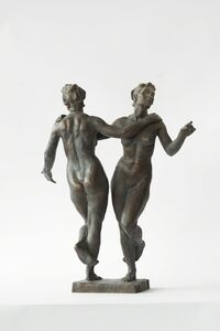 Raymond Kaskey, 'Doppelganger', 1997