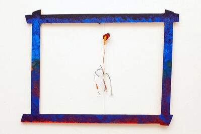 Erika Keck, 'Untitled Still Life, missing the still life, really just an ODD flower', DATE BETTER NOT KNOWN