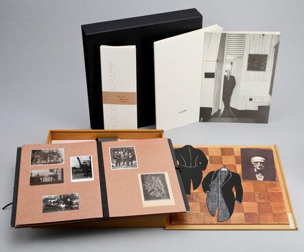 Marcel Duchamp, 'Mental Chess Board', 1991