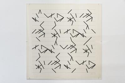 Manfred Mohr, 'P-226b', 1978