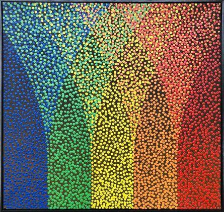 Julio Le Parc, 'Alchimie 106', 1990