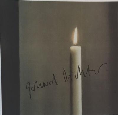 Gerhard Richter, 'Kerze I', 20th Century