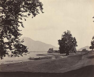 Samuel Bourne, 'Kashmir Scene', ca. 1865