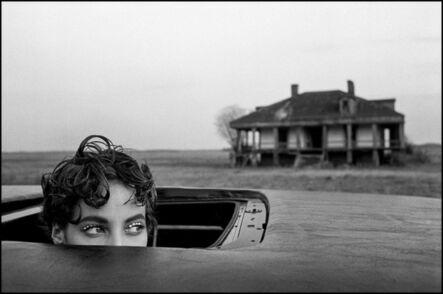 Arthur Elgort, 'Christy Turlington, New Orleans, LA, British Vogue', 1990