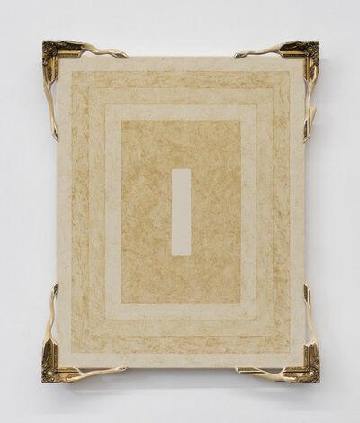 Amikam Toren, 'No Frame, No Painting, No Void - Richard', 2017