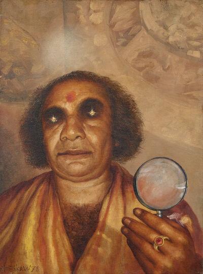 Bikash Bhattacharjee, 'Mr. P. Dass M. A.', 1978