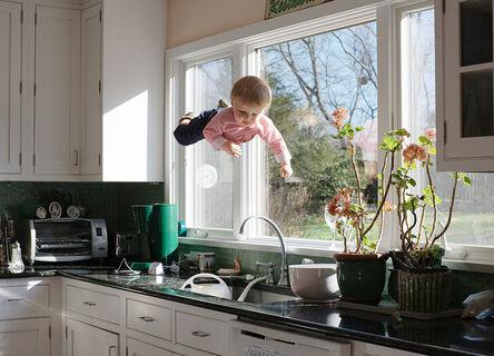 Rachel Hulin, 'Kitchen Flight', 2012