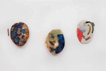 Derya Akay, 'Various Blobs', 2013