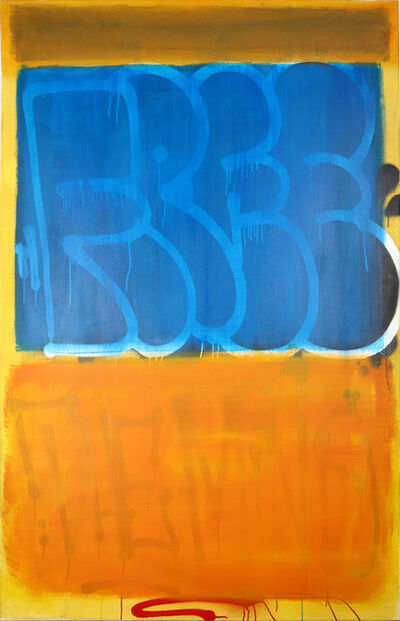 John Tsombikos aka BORF, 'Rothkos Modern Life 14', 2013