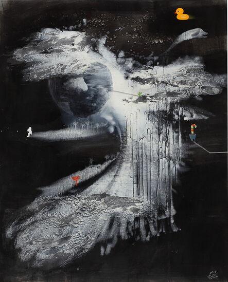 Kim Myoung-Jin, 'Edgwalker', 2016
