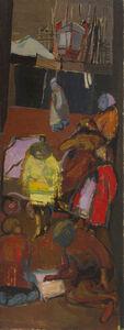 Joan Eardley, 'Shipbuilder's Street', ca. 1952