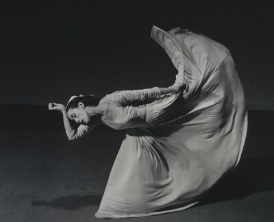 Barbara Morgan, 'Martha Graham- Letter to the World, Kick', 1940