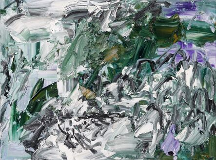 Chen Ping, 'Green Mountain and Returning Beast', 2015