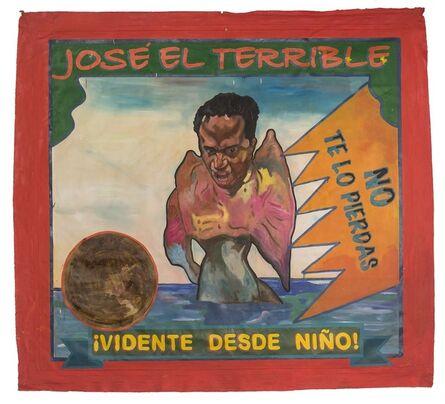 José Luis Vargas, 'Vidente desde niño', 2010