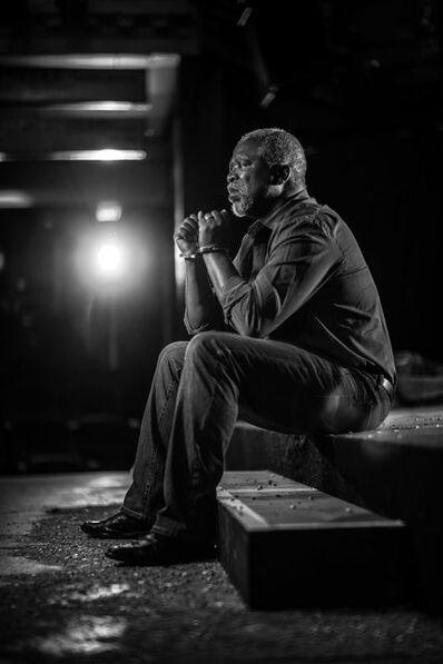 Adrian Steirn, 'John Kani: A Shackled Performance', 2013