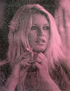 David Studwell, 'Brigitte Bardot', 2017-2019