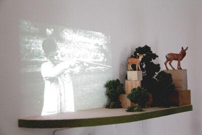 Andrea Wolf, 'Little Memories (Deer)', 2010