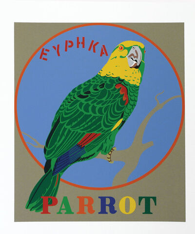 Robert Indiana, 'Parrot', 1997