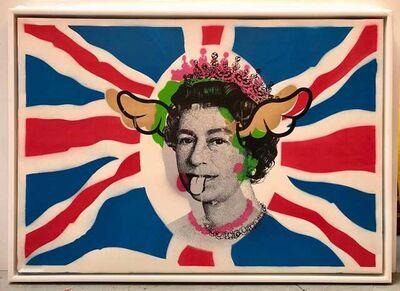 D*Face, 'Dog Save the Queen - Misprint', 2005