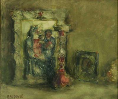 EMANUEL VIDOVIĆ, 'An Old Madonna', 1938