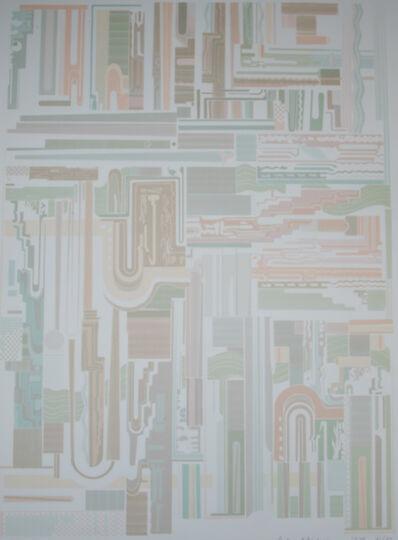 Eduardo Paolozzi, 'Hors Concours', 1974