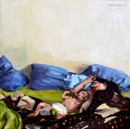 Miguel Ángel Garrido, 'Amanece', 2017