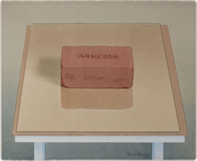 Mark Adams, 'Arneson Brick', 1996