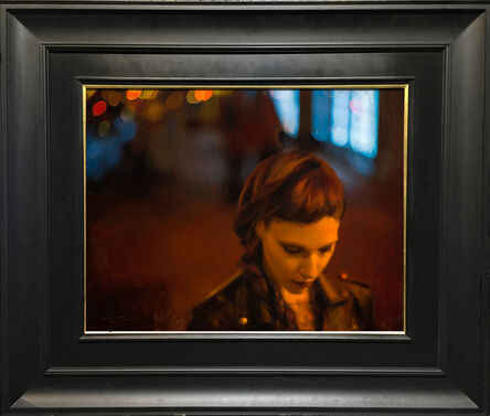 Casey Baugh, 'Vanish With No Guile ', 2015