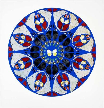 Damien Hirst, 'Psalm Print: Deus, Deus meus', 2010
