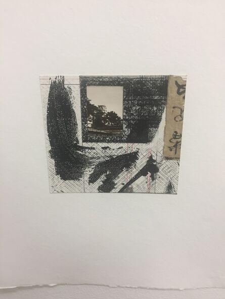 Alan Steele, 'Untitled: Landscape with Photo', 2015