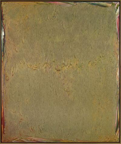 Stanley Boxer, 'Attentionscleavedharvestsofpast', 1977