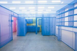 Do Ho Suh, 'Apartment A, Unit 2, Corridor and Staircase, 348 West 22nd Street, New York, NY 10011, USA', 2011-2014