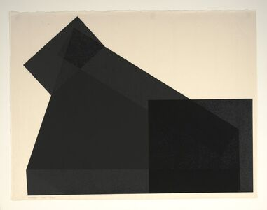 Joel Shapiro, 'JS-12', 1981