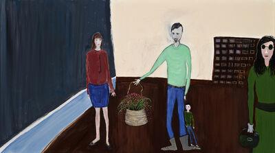 Cheryl Finfrock, 'A Quiet Exchange', 2014