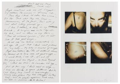 Tracey Emin, 'Tattoo', 2001