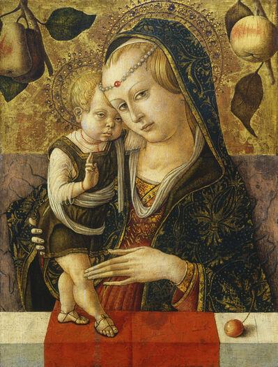 Carlo Crivelli, 'Madonna and Child', ca. 1490
