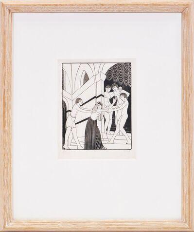 Eric Gill, 'Eric Gill, The Harem, 1925', 1925