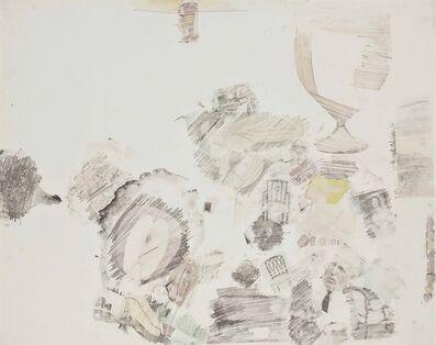 Robert Rauschenberg, 'Drawing Room'