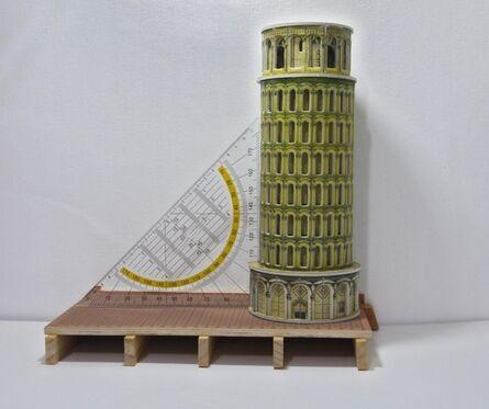 Norman Morales, 'Torre restaurada', 2017