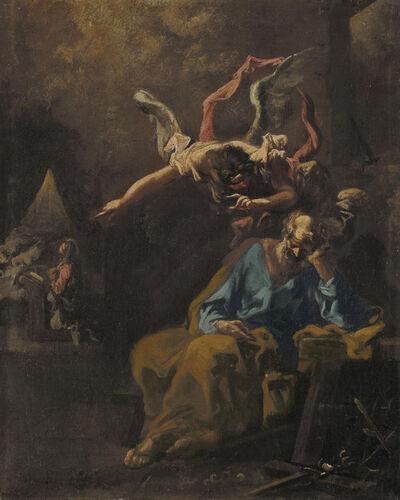 Alessandro Magnasco, called il Lissandrino, 'Saint Joseph's dream'