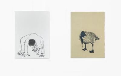Pamela Phatsimo Sunstrum, 'Wretch I & II', 2009